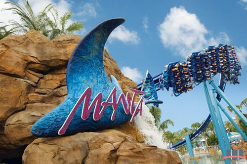 Manta - Sea World