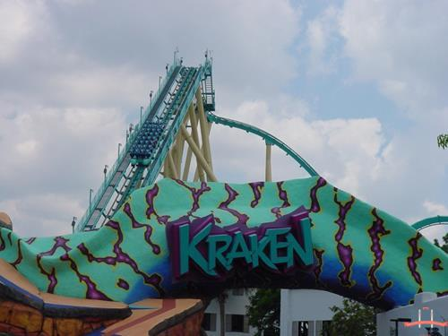 Kraken - Sea World