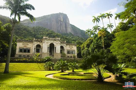 Jardins do Parque Lage
